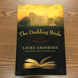 The Darkling Bride by Laura Anderson, hardcover